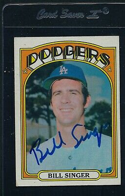 He Pitched in Just One Game for the 1943 Booklyn Dodgers Chris Haughey Autographed// Original Signed 8x10 Photo