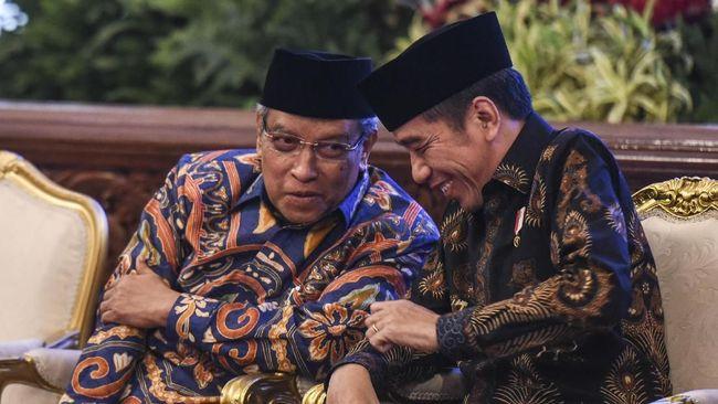 Ketum PBNU Said Aqil Diangkat Jadi Komisaris PT. KAI, Politik Balas Budi Rezim Jokowi?
