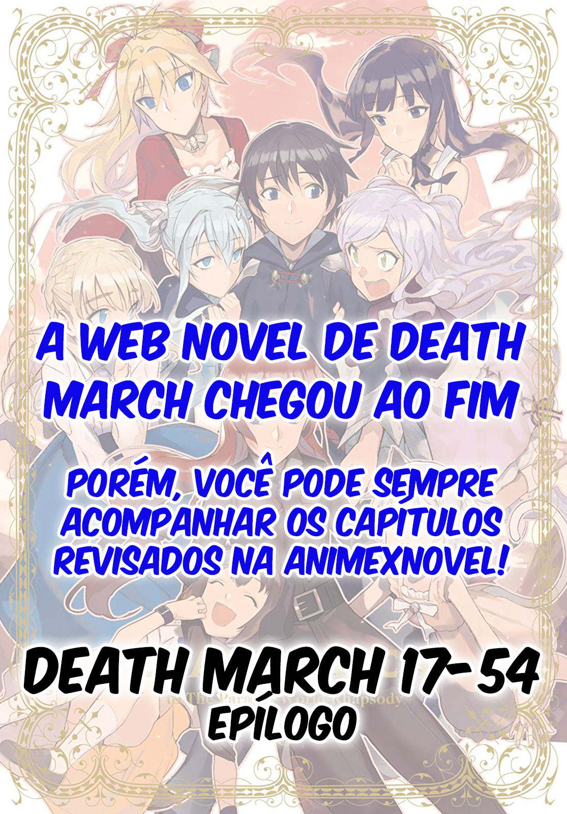 Death March Kara Hajimaru Isekai Kyousoukyoku / Death March To The Parallel World Rhapsody Mangá Online Capítulo 70