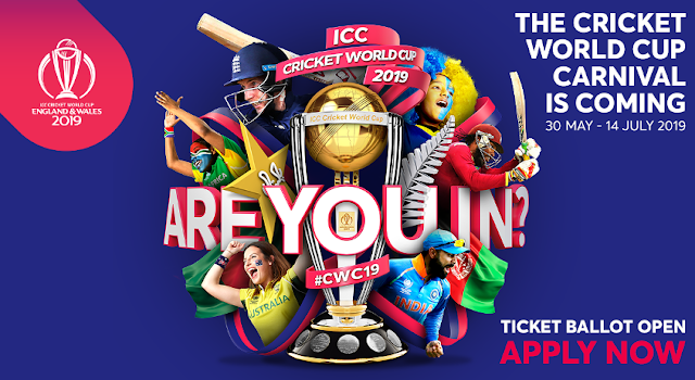 ICC Cricket World Cup 2019 Schedule, Fixture & Time Table PDF Download, HD Pics and Videos