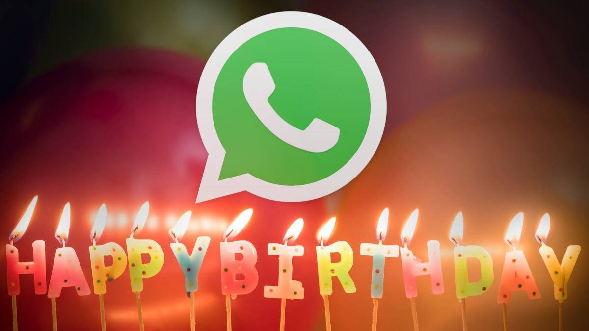 Funny Birthday wishes for WhatsApp