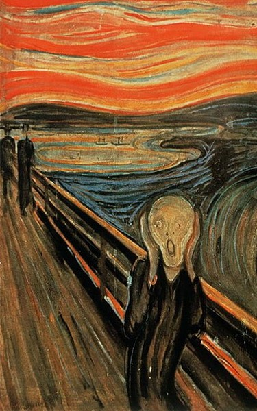 Edward Munch - O Grito
