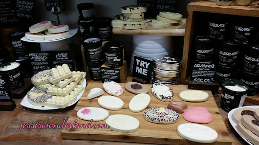 LUSH Massage Bars*
