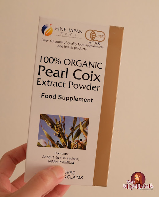 Pearl coix extract