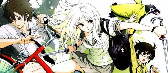 El autor de Ga-Rei, Hajime Segawa, lanzará nuevo manga en junio