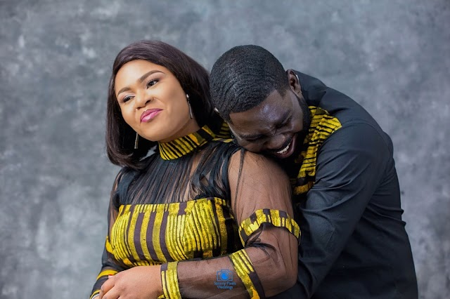 Deyshawlah Shares Pre-wedding Pictures As She Prepares To Walk Down The Aisle