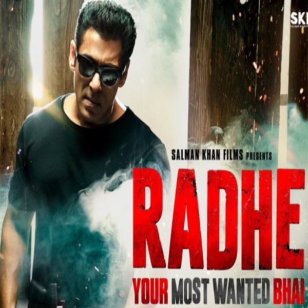 RADHE - Your Most Wanted Bhai ( 2021 )