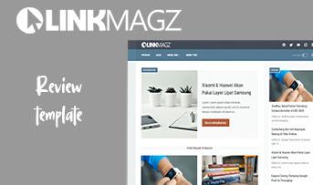 Review Template Linkmagz
