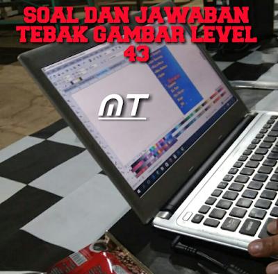 Cover Tebak Gambar Level 43