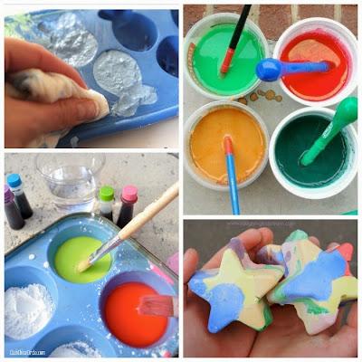 Summer Sidewalk Chalk Activities for Kids