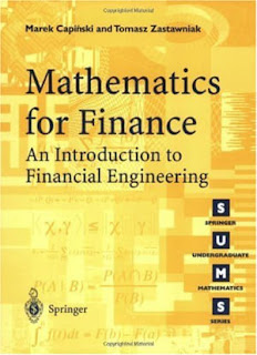 Mathematics for Finance: An Introduction to Financial Engineering