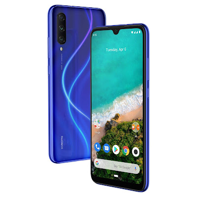Xiaomi Mi A3 Android One smartphone to launch on July 25