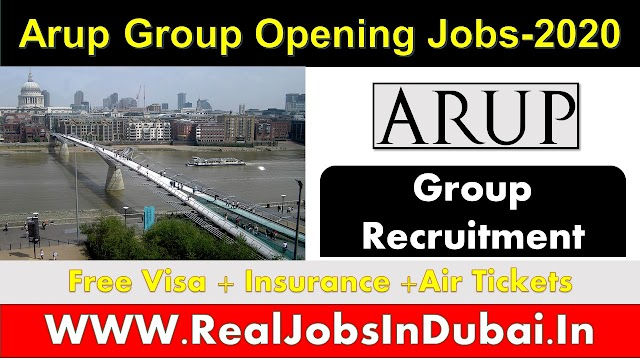 Arup Group Job Vacancy | All Over World Jobs |