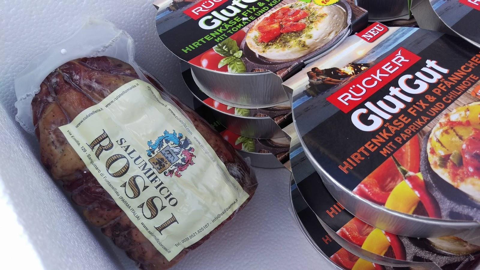 kessi´s test blog: rücker grillkäse