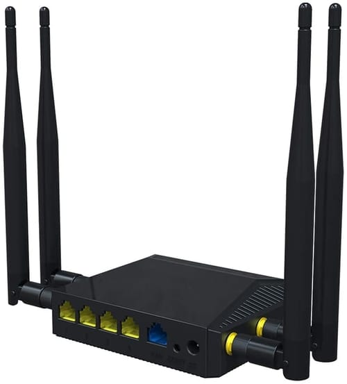 Review Wiflyer WE3926 4G LTE Router