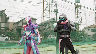 Kamen Rider Revice Episode 02 Clips &  TV Series Opening