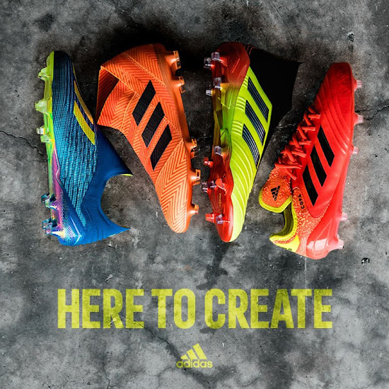 Energy Mode Pack - Adidas 2018 World Cup Boots Released - Next-Gen X ... dcdae4823