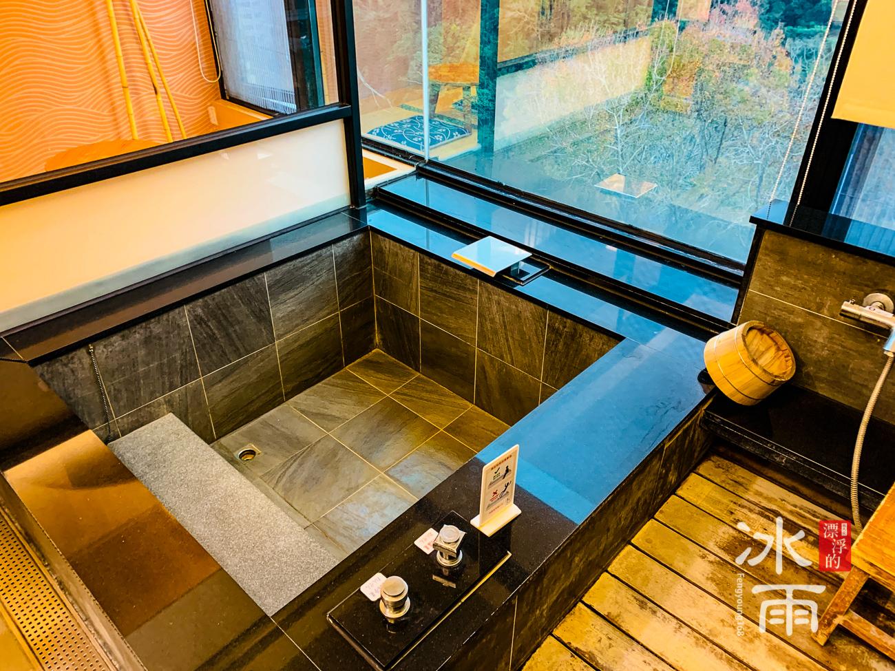 泰安湯悅溫泉會館|浴室空間