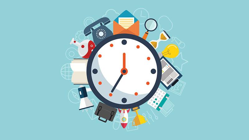 Pengertian Manajemen Waktu, Prinsip dan Cara Memanajemen - BIMBINGAN KONSELING