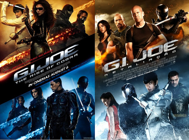 Best SciFi Movies 2013: G.I. Joe Retaliation