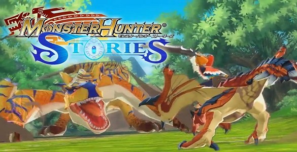 New Monster Hunter Stories Images Reveals Some Amazing Outfits & Monsters