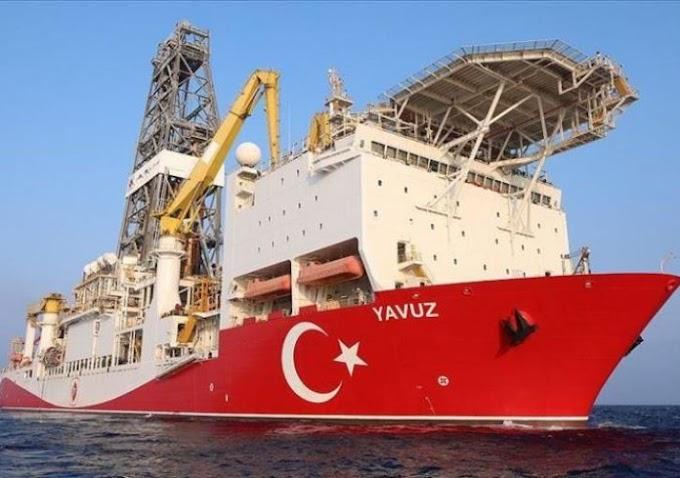 Δυο μήνες έσκαβε... Αποχωρεί το Γιαβούζ από την Κυπριακή ΑΟΖ και κινείται προς Τουρκία