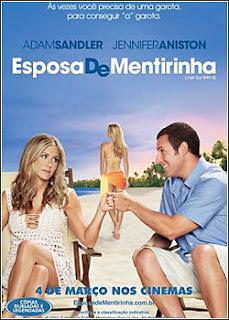 Download Filme Esposa de Mentirinha BDRip AVI Dual Áudio