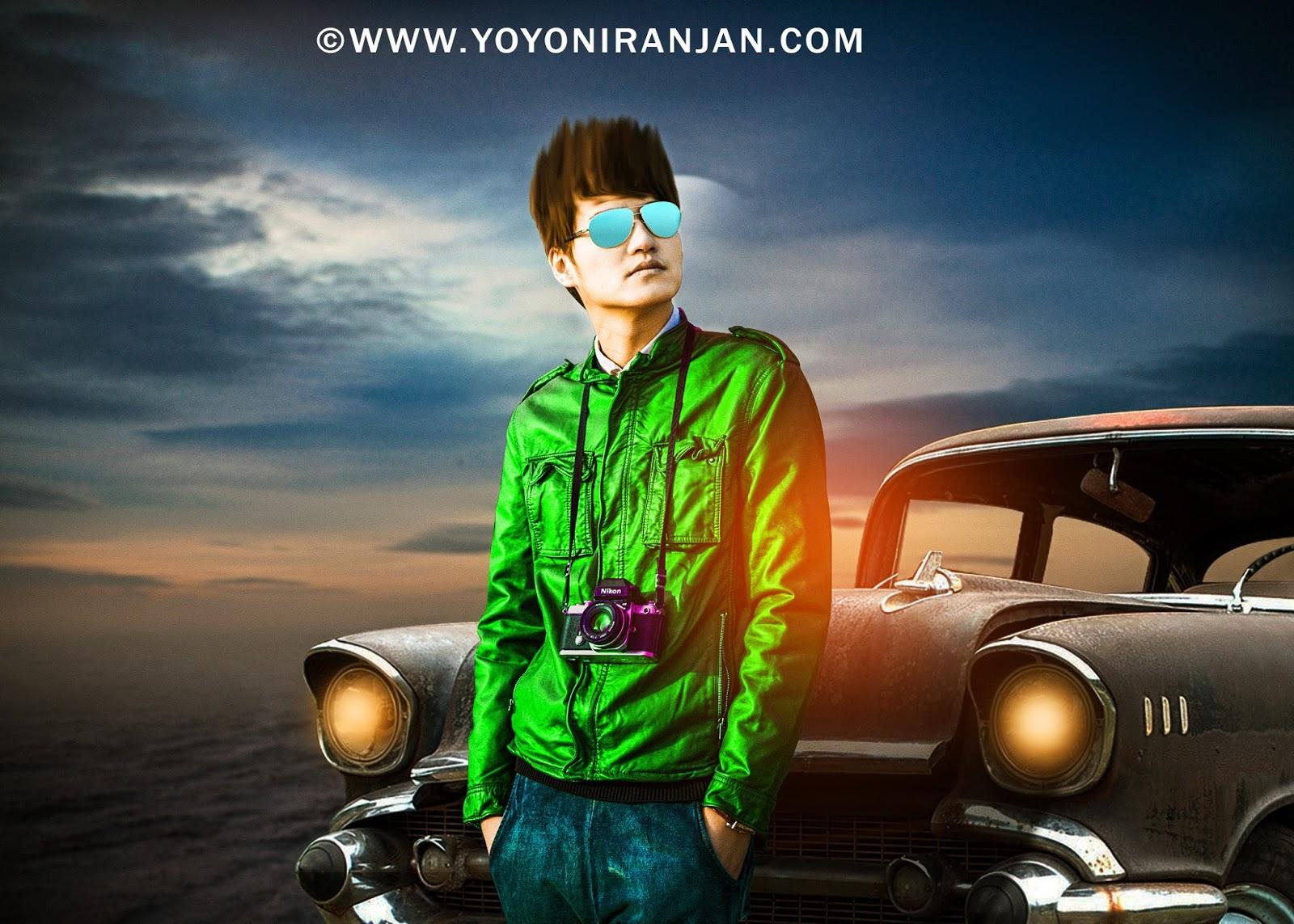 Photo Edit Photoshop Cc Professional Cb Edit Tutorial Yo Yo Niranjan
