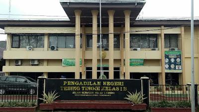 PN Tebingtinggi Vonis Bebas Terdakwa Percobaan Cabul Istri Anggota TNI-AD