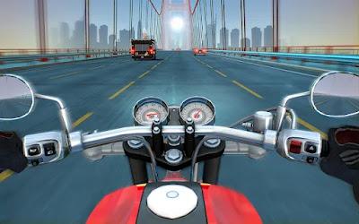 Moto Rider USA: Highway Traffic Download