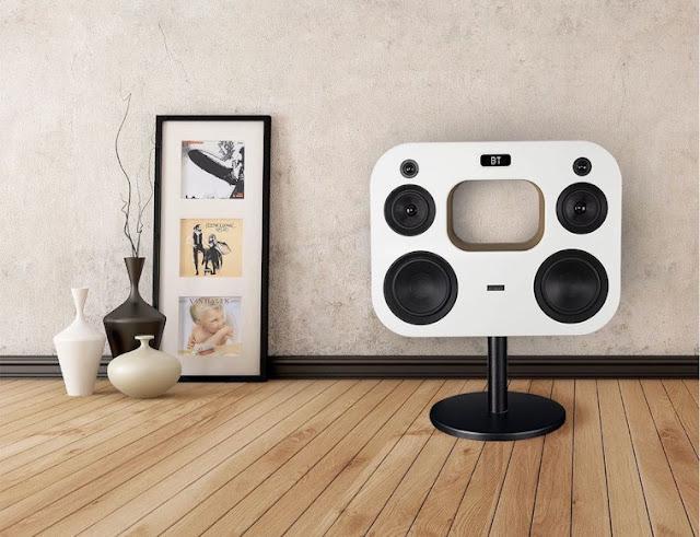 Fluance Fi70 Hi-Fi Music System