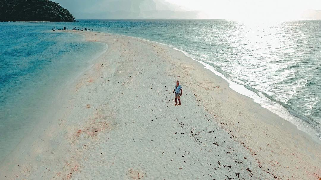 Bonbon Beach and Sandbar, Romblon Island