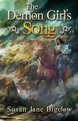 The Demon Girl's Song by Susan Jane Bigelow book cover