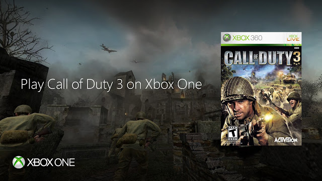 Call Of Duty 3 llega a Xbox One en forma de retrocompatible