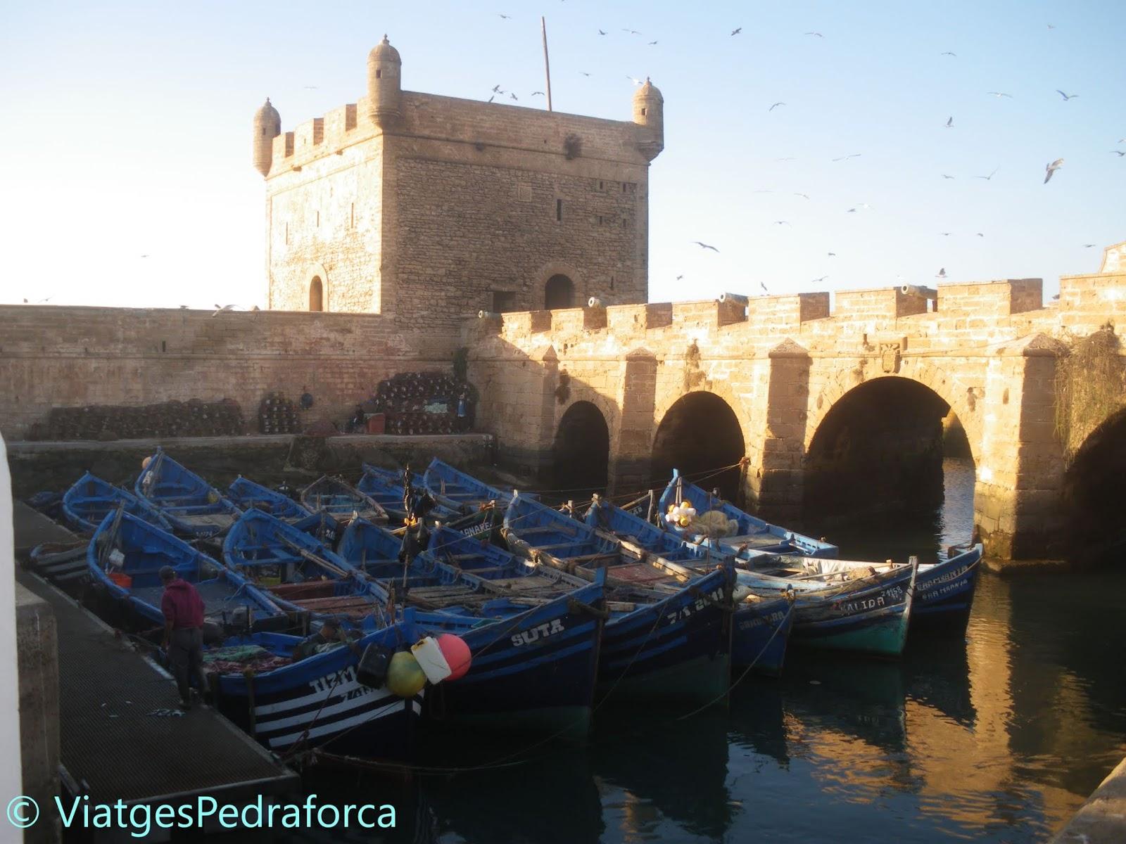 Marroc, Medina d'Essaouira, Patrimoni de la Humanitat, Unesco Heritage