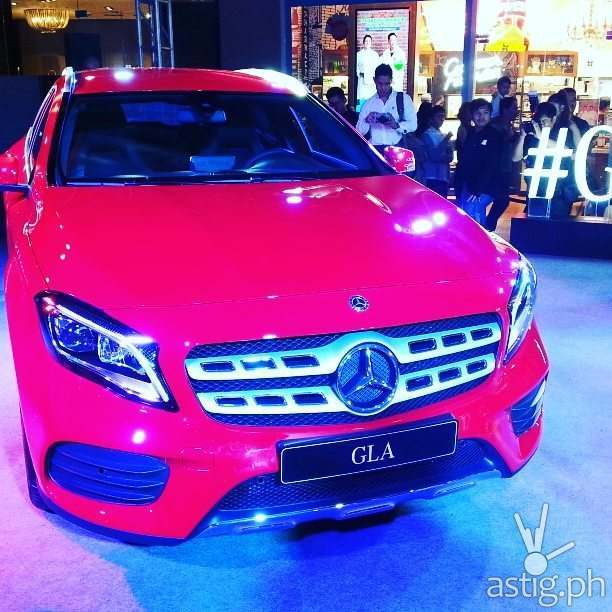 "Mercedes-Benz GLA ""Grow Up"""