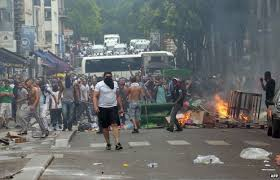 Islamic Separatists  riots in France