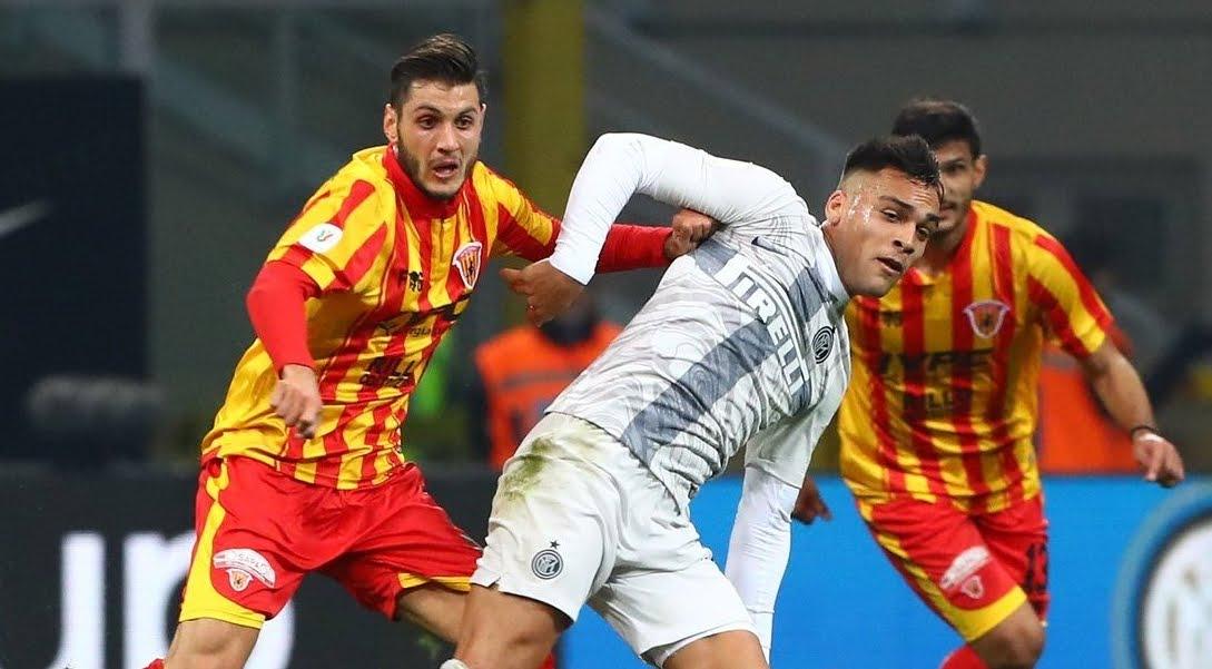 Inter-Benevento è finita 6-2, ai quarti di Coppa Italia sarà Lazio-Inter.