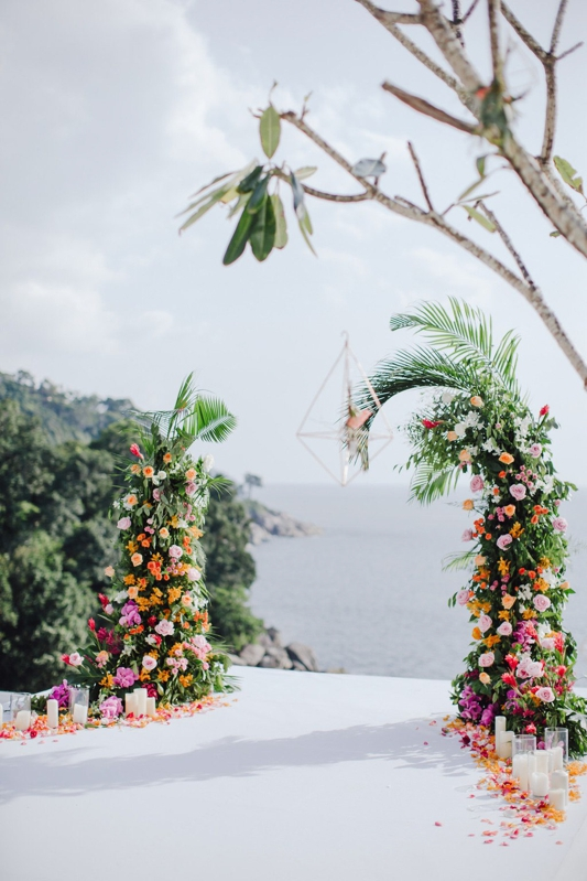 boda en el paraiso chicanddeco blog