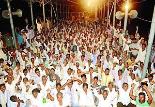किसान आन्दोलन का फैसला 10 दिन में ही हो जाता लेकिन भाजपा के मंत्रियो को राजनीति करनी थी