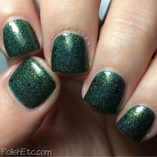 Ellagee - Cozy Winter Nights Collection - McPolish - Merry and Bright