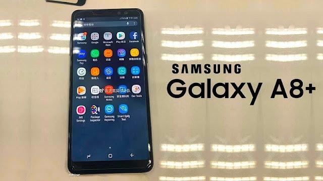Rom full 5 file cho Samsung Galaxy A8+ (2018) (SM-A730F)
