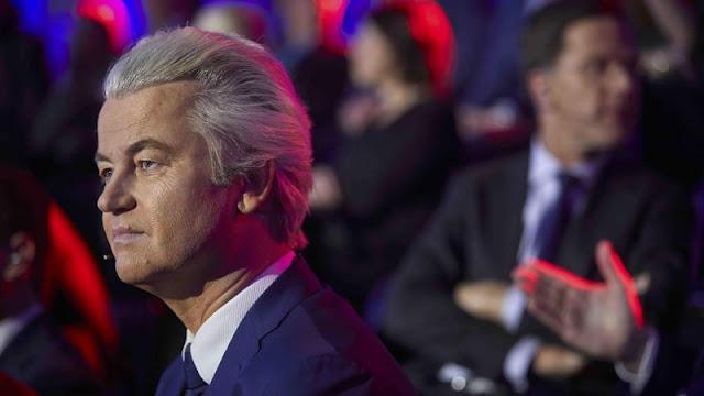 Netizen RI Kecam Kontes Kartun Nabi Muhammad oleh Geert Wilders
