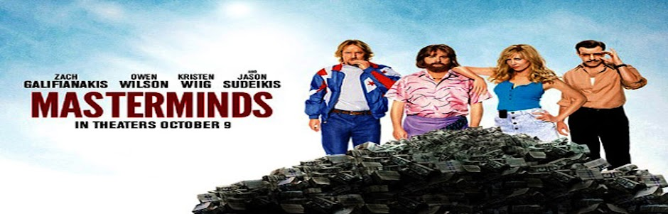 Download Masterminds 2016 Full Movie HD YIFY Free Online