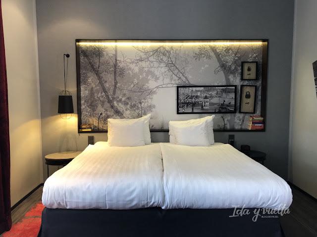 Hotel Katajanokka habitación