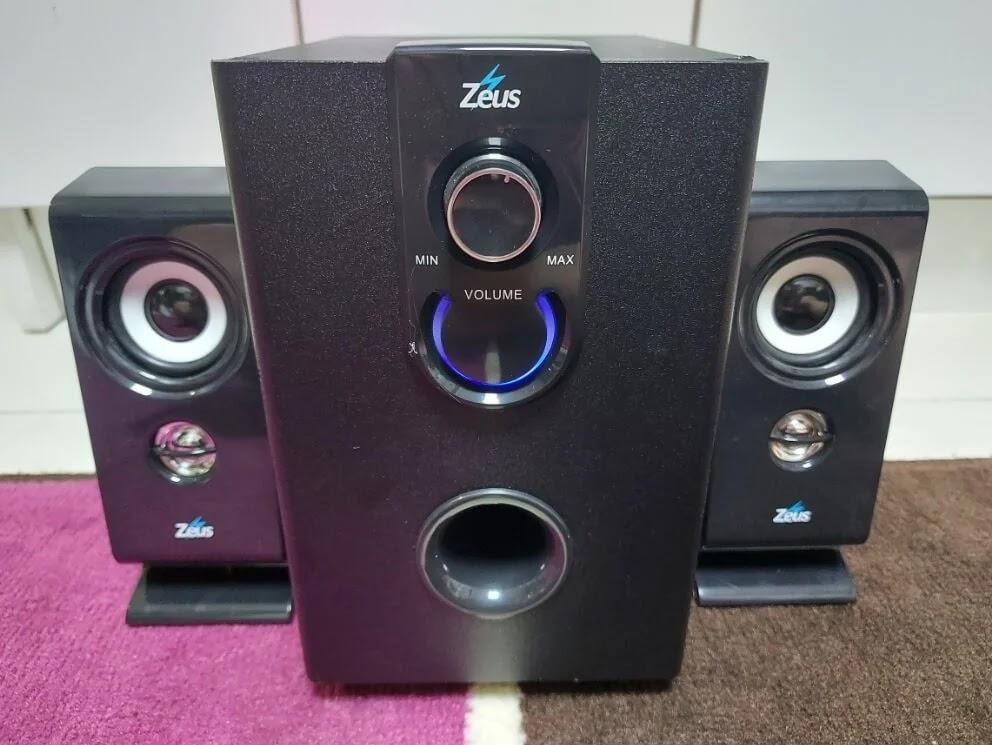 Zeus A-350 Bluetooth Speaker Philippines