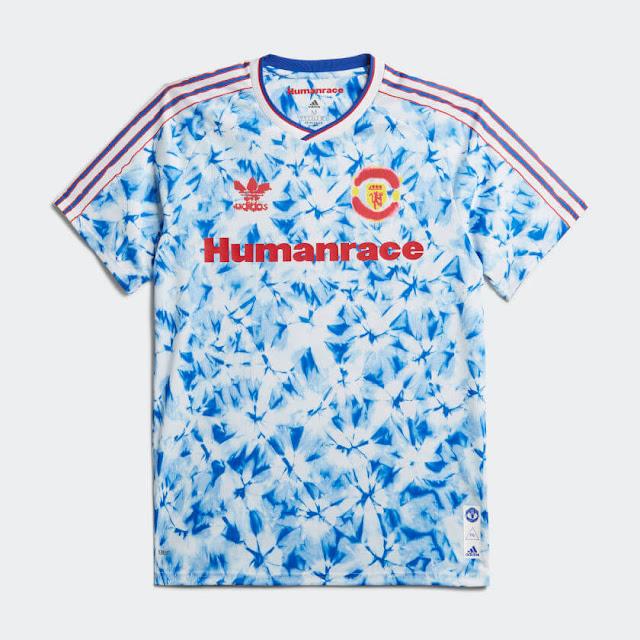 Adidas Manchester United Humanrace Jersey