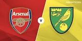 نتيجة مباراة آرسنال ونوريتش سيتي بث مباشر اليوم 01-07-2020 الدوري الانجليزي