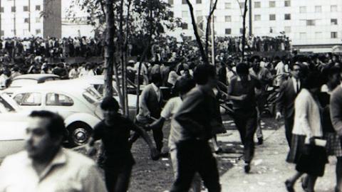 CRÓNICA La masacre de Tlatelolco | Sergio Aguayo