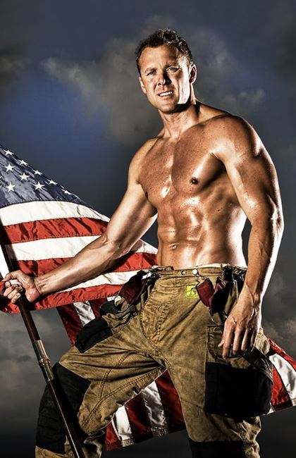 FireFighter Hunks Part 14 - BTS Videos